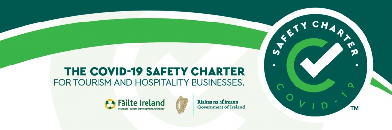 Safety charter with Failte Ireland